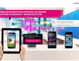 telekom gewinnspiel smartphone