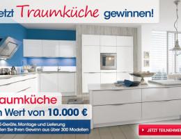 Küchen Quelle verlost eine Traumküche im Wert von 10.000 Euro ...