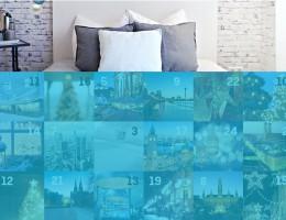 verlost in seinem adventskalender t glich ein hotelerlebnis gewinnspiele t glich. Black Bedroom Furniture Sets. Home Design Ideas