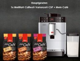 melitta verlost einen kaffeevollautomaten und vieles mehr gewinnspiele t glich. Black Bedroom Furniture Sets. Home Design Ideas