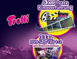 trolli verlost 3 private kinovorstellungen und 333 fanpakete gewinnspiele t glich. Black Bedroom Furniture Sets. Home Design Ideas