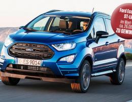 Ford Gewinnspiel